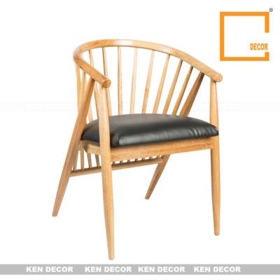 Ghế gỗ Ken GO01 Geyny 01