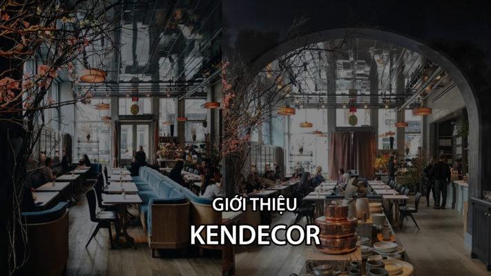 GIỚI THIỆU KENDECOR