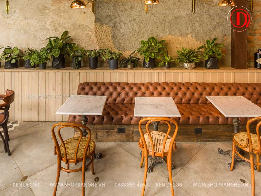 cung cấp bàn ghế cafe uy tín