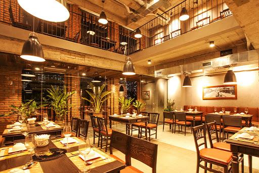 Mẫu thiết kế nhà hàng Vua Chả Cá