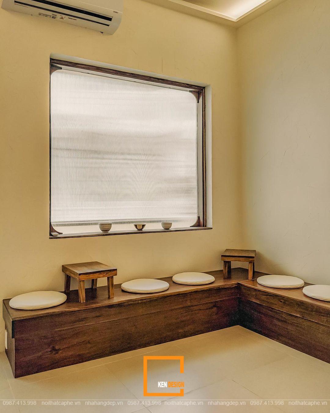 quán cafe phong cách tối giản